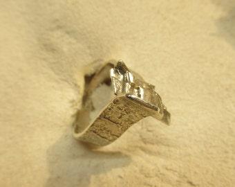 Mesa ring. Size 8