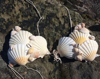 Maidens seashell bikini op