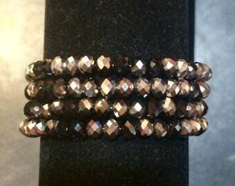 Four Round Handmade Bracelet