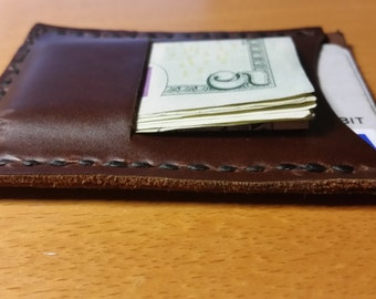 Minimalist Cash and Card Wallet