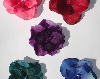 Inspiration Embellishment Kit Silk Flowers Hair Bows Accessories Hats Scrapbooking Needlecrafts Home Decor