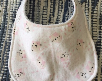 Kitty Cats Bib