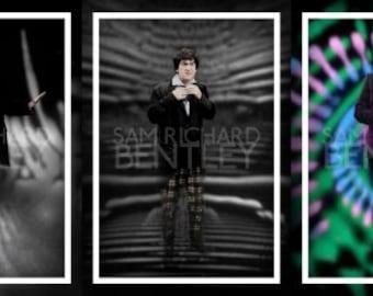 Doctor Who - Portraits of the Doctor - Twelve-Piece Prints