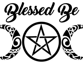 Pagan/Wiccan Decals