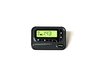 143 Beeper/Pager Pin