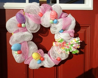 12 inch Easter Wreath