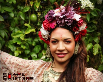 Gypsy Flower Crown By ShapeShifters