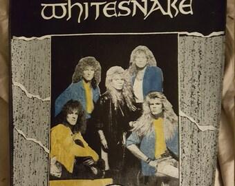 Whitesnake backpatch