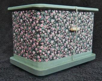 Glemham - ash casket