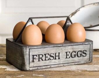 Fresh Eggs Caddy