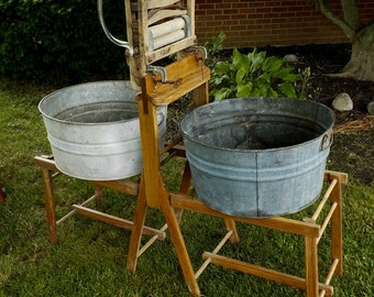 Antique Wringer Washer