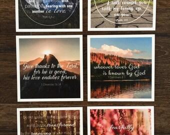 4x4 Cards [verses]
