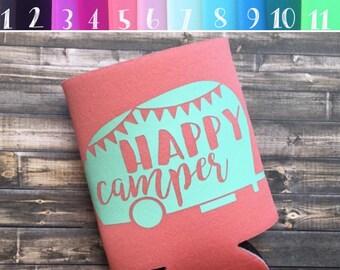 Happy Camper Koolie {choose your own colors}