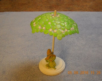 Farm boy Frog Umbrella  U26