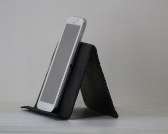 Leather Ipad / Tablet Stand