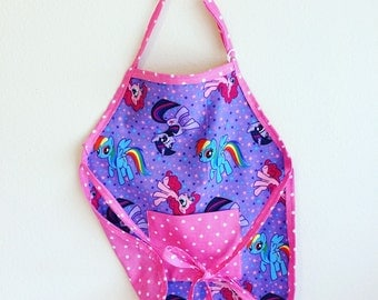 Children's apron  toddler size and up