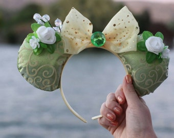Princess Tiana Ears