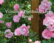 Gardens of Profits Volume 2: Purchasing for Resell eBook - earn money from gardening home easy fast