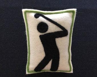 Golfing Maine Balsam Pine Sachet