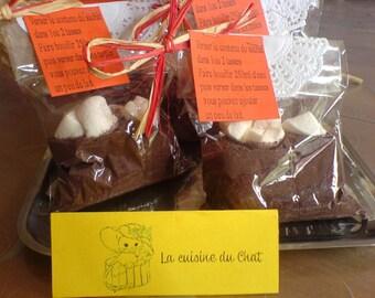 Chocolate Kit hot Marshmallow chud