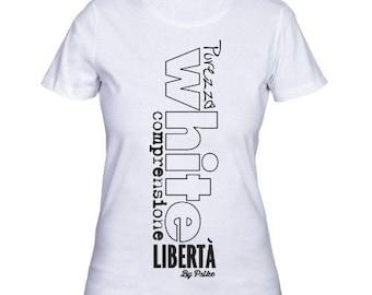 """T-shirt """"WHITE"""""""