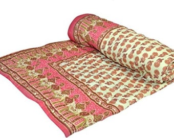 Hand Made Jaipuri Quilts