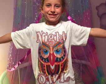 Night Owl - Kids PJs