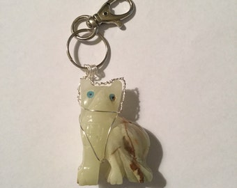 Cat key chain