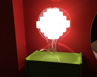 BRYLLE & Jacobsen Space Age Table lamp
