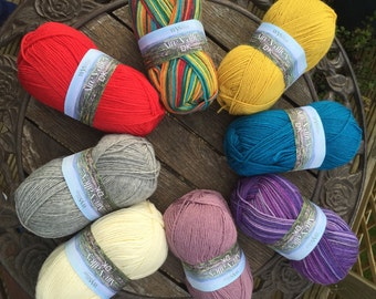 WYS Aire Valley DK