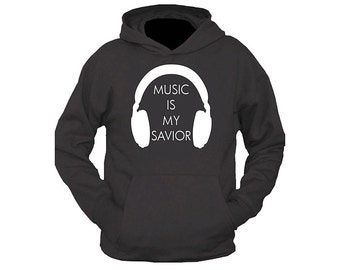 Music Is My Savior T-Shirt