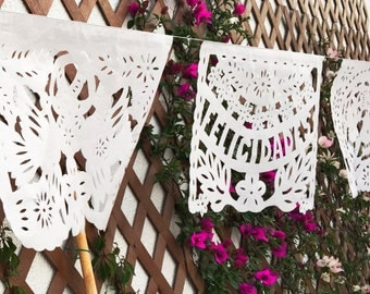 Wedding Mexican Papel Picado