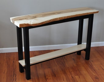 Maple Sofa Table