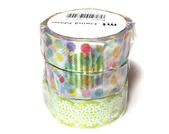 MT Nagoya / Shimoda Washi Tape Japanese MT Masking Tape Limited Edition