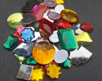 Mosaic beads