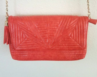 Retro Red Purse