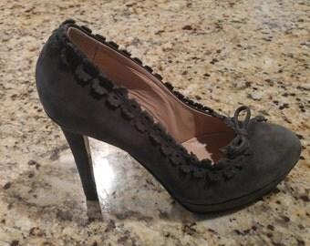 Vintage Dambra Heels (Italian Shoes) Size 38 1/2