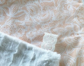 Blush Lace Lovey