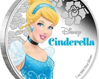 Disney Cinderella Princess coin
