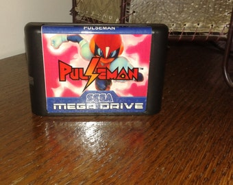Pulseman sega Sega genesis