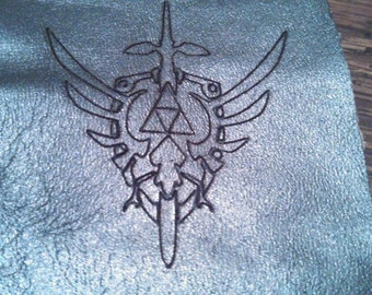 Legend of Zelda Leather Patch