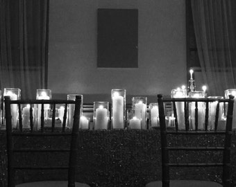 Black white fine art Candlelight Photography Romantic Photography Wall Art