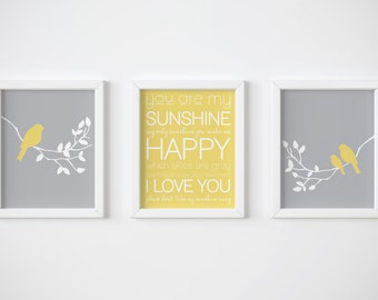 Nursery Art Set