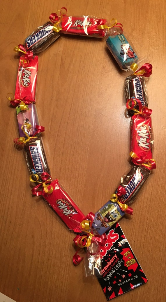 Candy lei
