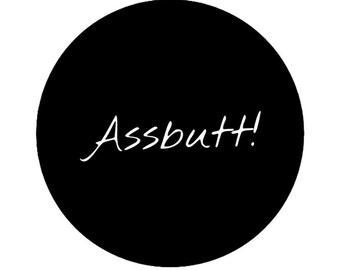 Supernatural | Assbutt Badge