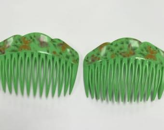 Vintage Hair combs