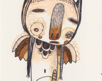 Original Monster Artwork 06