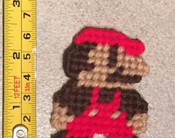 Super Mario and Luigi small magnet