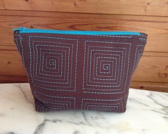 Cosmetic Case, Zip pouch, Pouch