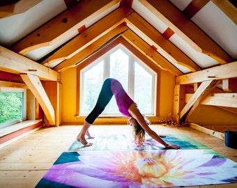 Aloha Lotus Travel Yoga Mat